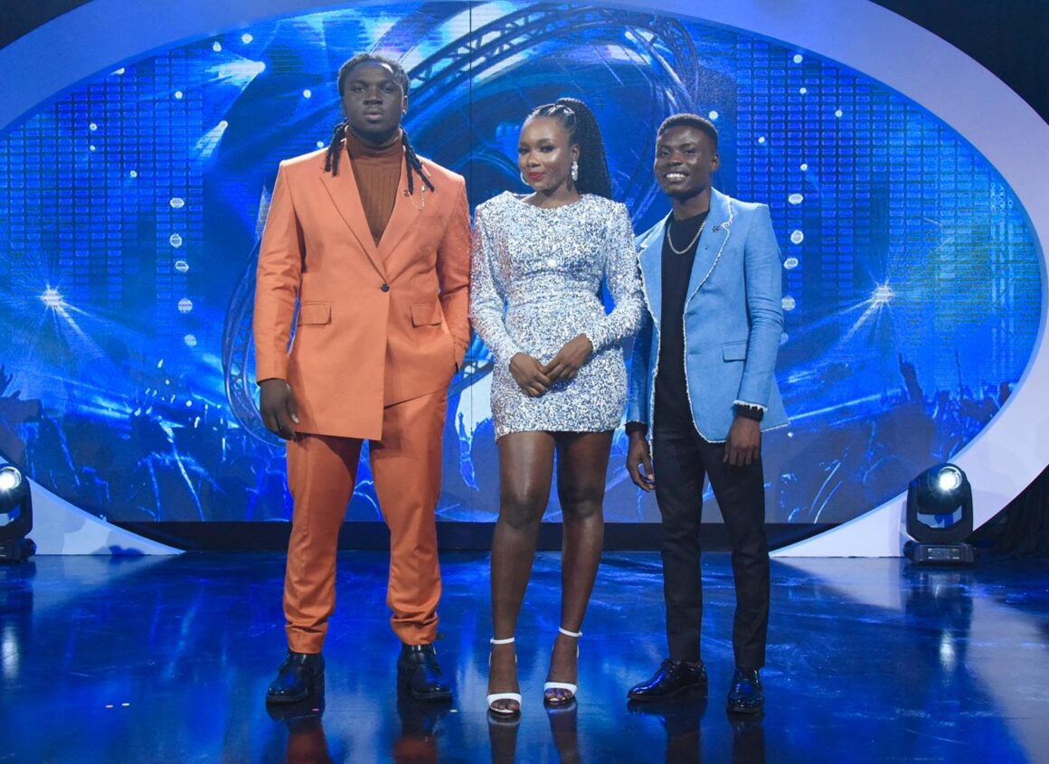 Nigeria Idol: The Top 3 Finalists Emerge As Comfort Exits Competition
